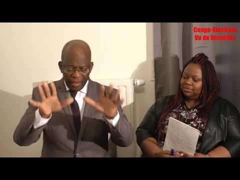 Roger Lumbala:  «Il n'y a pas d'hommes indispensables en RD Congo»