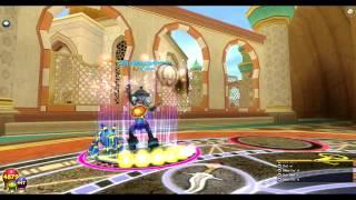 Wizard101 - Special 1v1 vs. Angel Ice