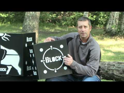 Block Black Archery Target Product Reveiw