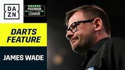 """James Wade: """"Denke zu viel über Niederlagen nach""""   Feature   DAZN   Premier League Darts"""