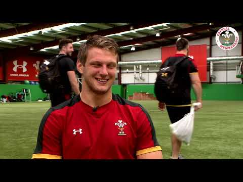 Dan Biggar gets saucy  | WRU TV