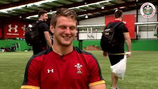 Dan Biggar gets saucy  | WRU TV