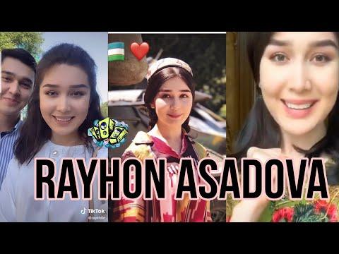 Rayhon Asadova aktrisa  райxон асадова тик ток