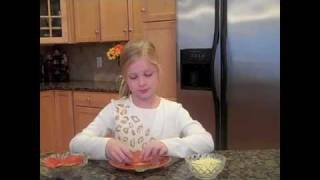 """Hope You're Hungry - Episode 2 - """"turkey Track Snack"""""""