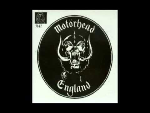 Motorhead - England EP (1977)