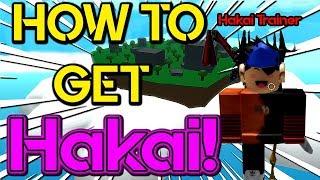 HOW TO GET HAKAI!?| ONE PIECE PIRATES WRATH!| ROBLOX | HAKAI IS OVERPOWERED!?
