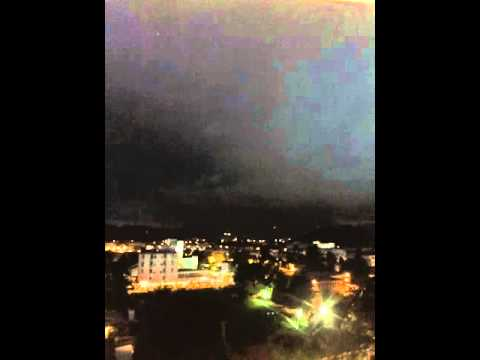 MeteoReporter Abano Terme 20/05/2015
