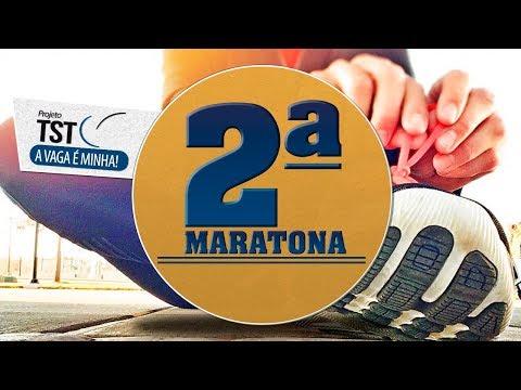 2ª Maratona TST | Cargo Técnico Administrativo