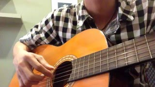 Giac Mo Chapi || Guitar Covered by Bean