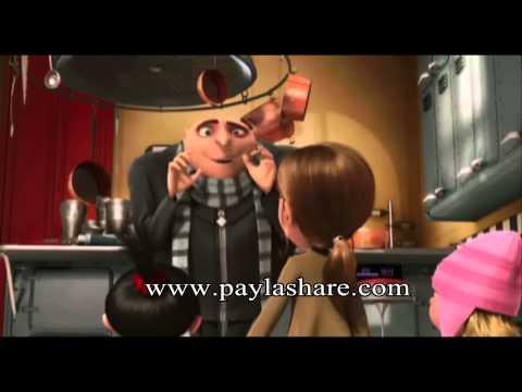 Bu Ses Rahatsız Eder Mi :)) Çılgın Hırsız (Despicable Me) HD 1080p
