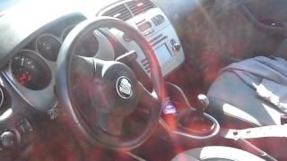 Seat Altea 2.0 FSI : Autonagar.pl , jak usuawć nagar z silnika , wodorowanie silnika