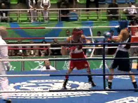 Primer Campeonato Mundial Juvenil De Boxeo De La AIBA 2008