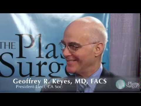 Dr. Geoffrey Keyes Discusses Trends in Rhinoplasty Plastic Surgery