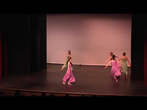HCC Dance Company, Simple Gifts, 2016