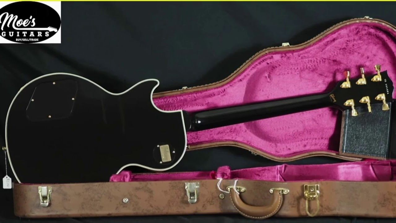 These Specs are AWFUL!  | WYRON | 2012 Gibson Les Paul Custom Silverburst Gold Hardware Rosewood FB