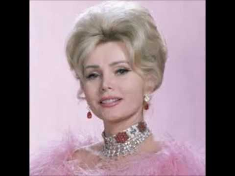 Zsa Zsa Gabor Dies - She Wasn't The One In Green Acres