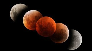 Lunar Eclipse 2018 July 27