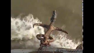 © Шлюзы и каналы на озере Ялпуг и Кугурлуй. 2002-03 гг.(Архивные съемки. Друзья! ПОДПИСЫВАЙТЕСЬ НА МОИ КАНАЛЫ и смотрите фильмы, сюжеты и ТВ передачи об подводном..., 2016-04-17T21:32:11.000Z)