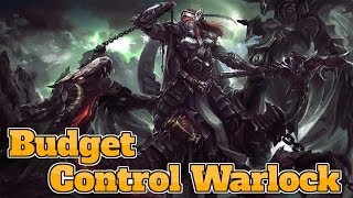 Budget Control Warlock The Boomsday Project | Hearthstone Guide How To Play