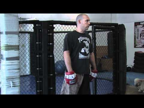 Mike Hill TUF 15 UFC Application Video