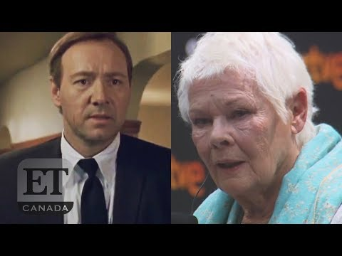 Judi Dench On Erasing Kevin Spacey