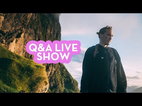 Favorite Apps, Music for YouTube and Timing A Film Release - Q&A LIVE