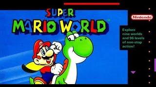 GOD OF WAR 3: VERY HARD SPEEDRUN & SUPER MARIO WORLD - 100% (96 SAÍDAS) 96 EXITS