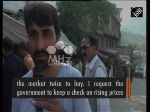 Price rise of essentials during Ramadan disrupts festivities in Pakistan administered Kashmir
