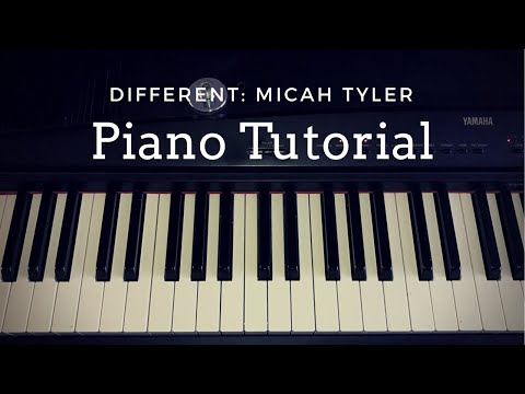 Different Keyboard Chords By Micah Tyler Worship Chords