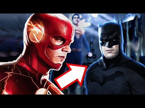 Batman comes to The Flash? - The Flash Season 4 Theory Breakdown!