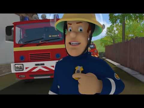 Пожарный Сэм на русском 🌟День Рождения 🚒 Пожарный Сэм спасает день 🔥мультфильм