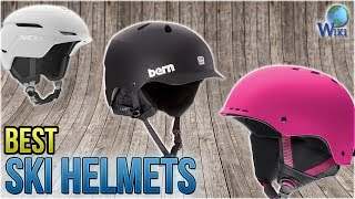 Ski Helmet - 10 Best Ski Helmets 2018