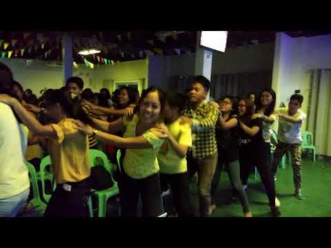 Christ Worship Ministries International's Kairos Blast Unity Dance