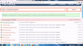 Repeat youtube video How to download highly compressed games for pc