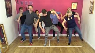 Learn to dance the Little Big Skibidi Wah Pah Pah routine