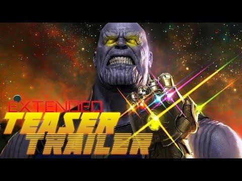 Avengers Infinity War Teaser Trailer (Extended Version)