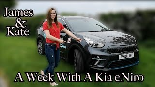A Week With A Kia eNiro