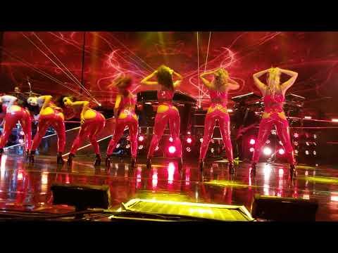 Fireball Live by Pitbull at Planet Hollywood Las Vegas!!!
