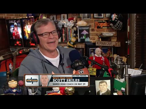 Scott Skiles on The Dan Patrick Show (Full Interview) 6/2/15
