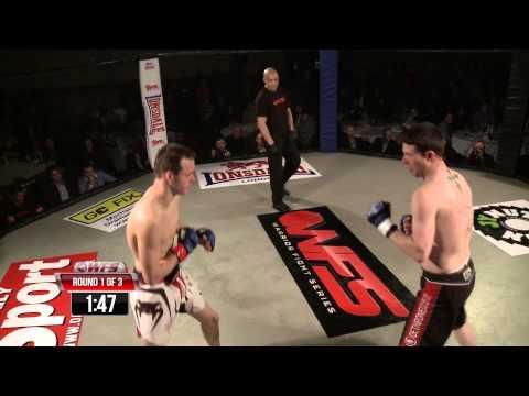 Eddie Cook vs John Reid - WFS2
