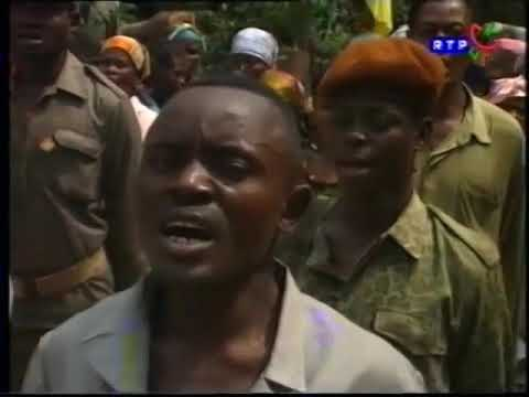 Documentário (1996) Cabinda - Independência ou Morte
