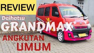"""Review Daihatsu GRANDMAX MODIFIKASI """"ANGKOT GALAXY"""" Angkot Cikarang"""