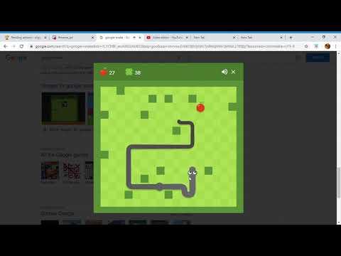 Wall Mode | 2:02.79 | 50 Apples [Google Snake]