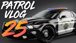 VIDEO OF ONE OF MY TRAFFIC STOPS! (Virtual Ride Along Ep 25)