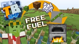 Hands free Fuel! - Truly Bedrock season1 #17 - Bedrock Edition Youtube Server