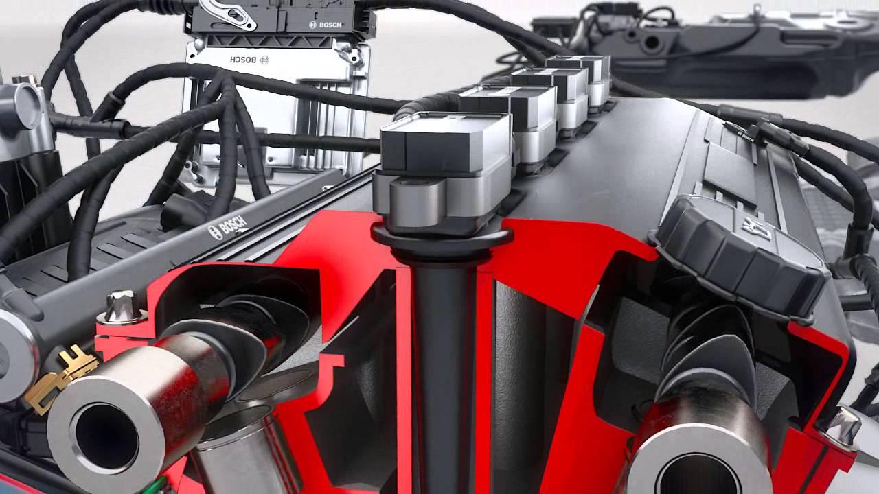 En Bosch Flex Fuel Port Fuel Injection Technology Youtube