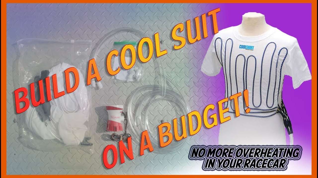 Build a cool suit on a budget, the easy way  - YouTube