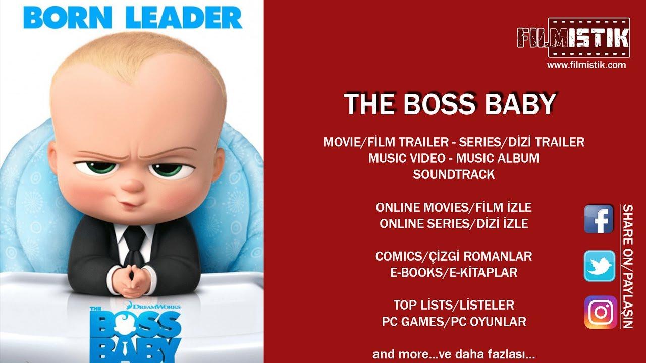 The Boss Baby Patron Bebek Turkce Dublaj Fragman Youtube