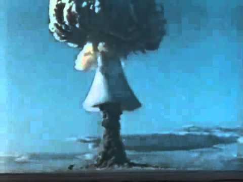 Kazakhstan Semipalatinsk Nuclear Bombs