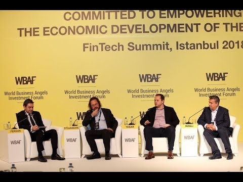 WBAF 2018 Panel: Blockchain in the next generation of banking